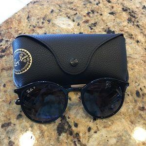 Authentic Polarized Ray Ban Sunglasses